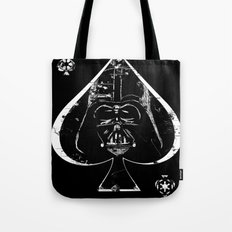 Ace of Vades Tote Bag