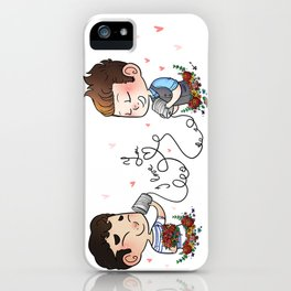 The Sound Of Love iPhone Case