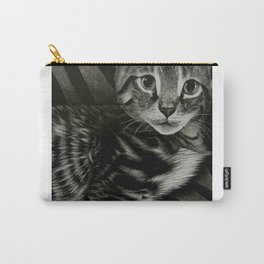 Meow Time Carry-All Pouch