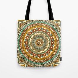 Hippie Mandala 10 Tote Bag
