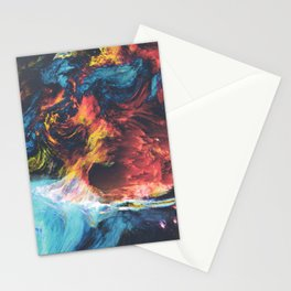 dissonance 04 Stationery Cards