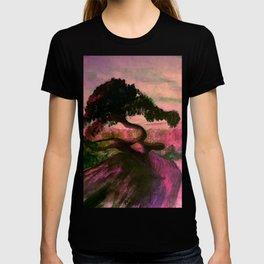 Cypress in Carmel California T-shirt