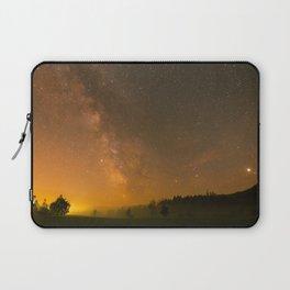 Mist & Milky Way Laptop Sleeve
