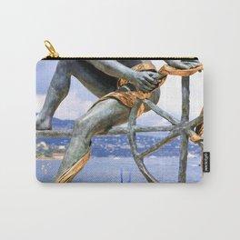 Statue de Monaco Carry-All Pouch