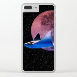 Exploring Stingray Clear iPhone Case