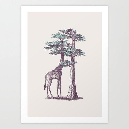 Fata Morgana Art Print