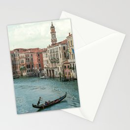 The Grand Canal of Venice Stationery Cards