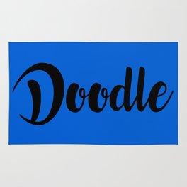 Doodle (for artists) Rug