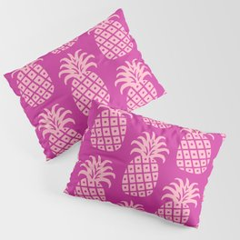 Retro Mid Century Modern Pineapple Pattern 527 Pillow Sham