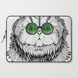 Catty Kitty Chique Laptop Sleeve