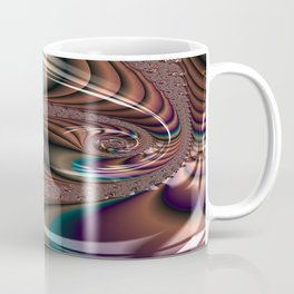 Enamored Selenium Fractal 2 Coffee Mug