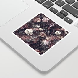 EXOTIC GARDEN - NIGHT III Sticker