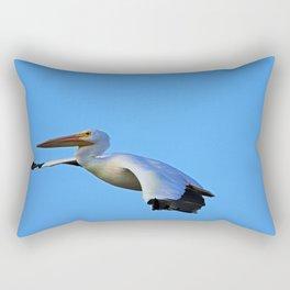 Cut the Walls Away Rectangular Pillow