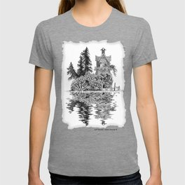 ISLAND HOME REFLECTIONS T-shirt