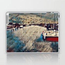 Fisherman's Wharf Laptop & iPad Skin
