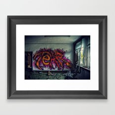 Graffiti Framed Art Print