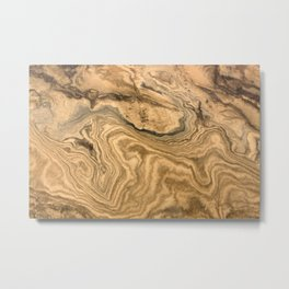 Sand [2] Metal Print