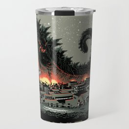 Godzilla - Gray Edition Travel Mug