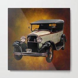 Dodge DA Tourer 1929 Metal Print