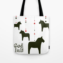God jul! Tote Bag