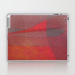 """Pastel Abstract Symmetrical Landscape"" Laptop & iPad Skin"