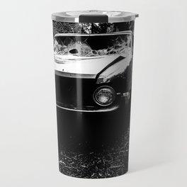 American Muscle Car Photograph Travel Mug