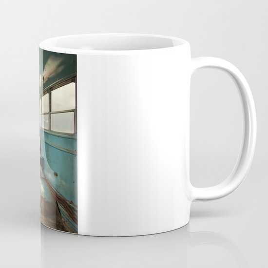 Emergency Door Mug
