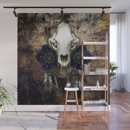 Let Us Prey: The Bear Wall Mural