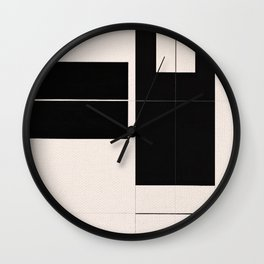 Simple Connections 4 Wall Clock