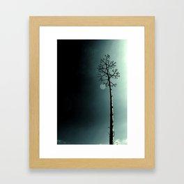 The Tree Framed Art Print