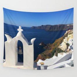 Oia, Greece (photo) Wall Tapestry