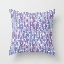 Paint Strokes V2 Throw Pillow