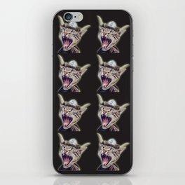 How do you like Meow iPhone Skin