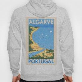 Travel Posters - Algarve Hoody