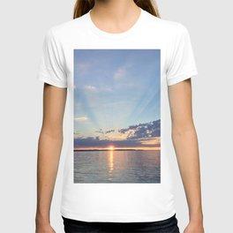 A Seattle Sunset T-shirt