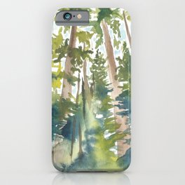 Ponderosa KAt Ryalls iPhone Case