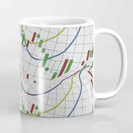 Abstract Forex Coffee Mug