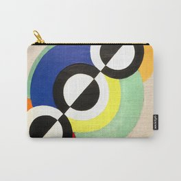 """Robert Delaunay """"Rythmes"""", 1934 Carry-All Pouch"""