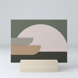 Abstract Composition 16 Mini Art Print