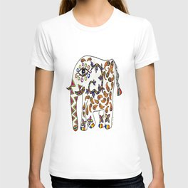 Bohemian Elephant T-shirt