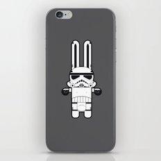 Sr. Trolo / Stormtropper Gray iPhone & iPod Skin