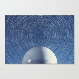 Round the Dome Canvas Print