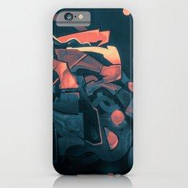 Wildstyle Close-Up - 18 Pristina iPhone Case