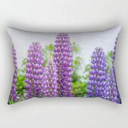 Lupinus Rectangular Pillow