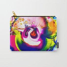 Rainbow Splash Carry-All Pouch