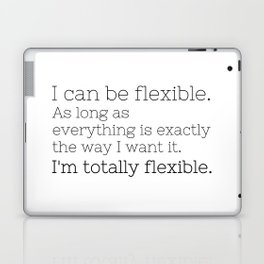 I'm totally flexible - GG Collection Laptop & iPad Skin