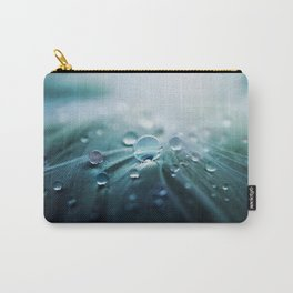 Rain drop Carry-All Pouch