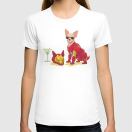 Chihuahua - Iron Man T-shirt