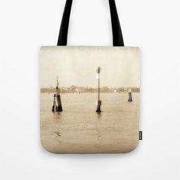 Venice in Sepia Tote Bag