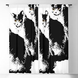 Ghost Ellie Blackout Curtain